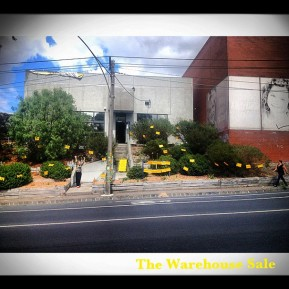 The HW Warehouse 18-20 Moreland Road Brunswick East 3056